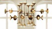 decoraciones de navidad Decoraciones de Navidad: Lámparas de estilo mediados de Siglo botti chandelier ambience 01 HR 178x100