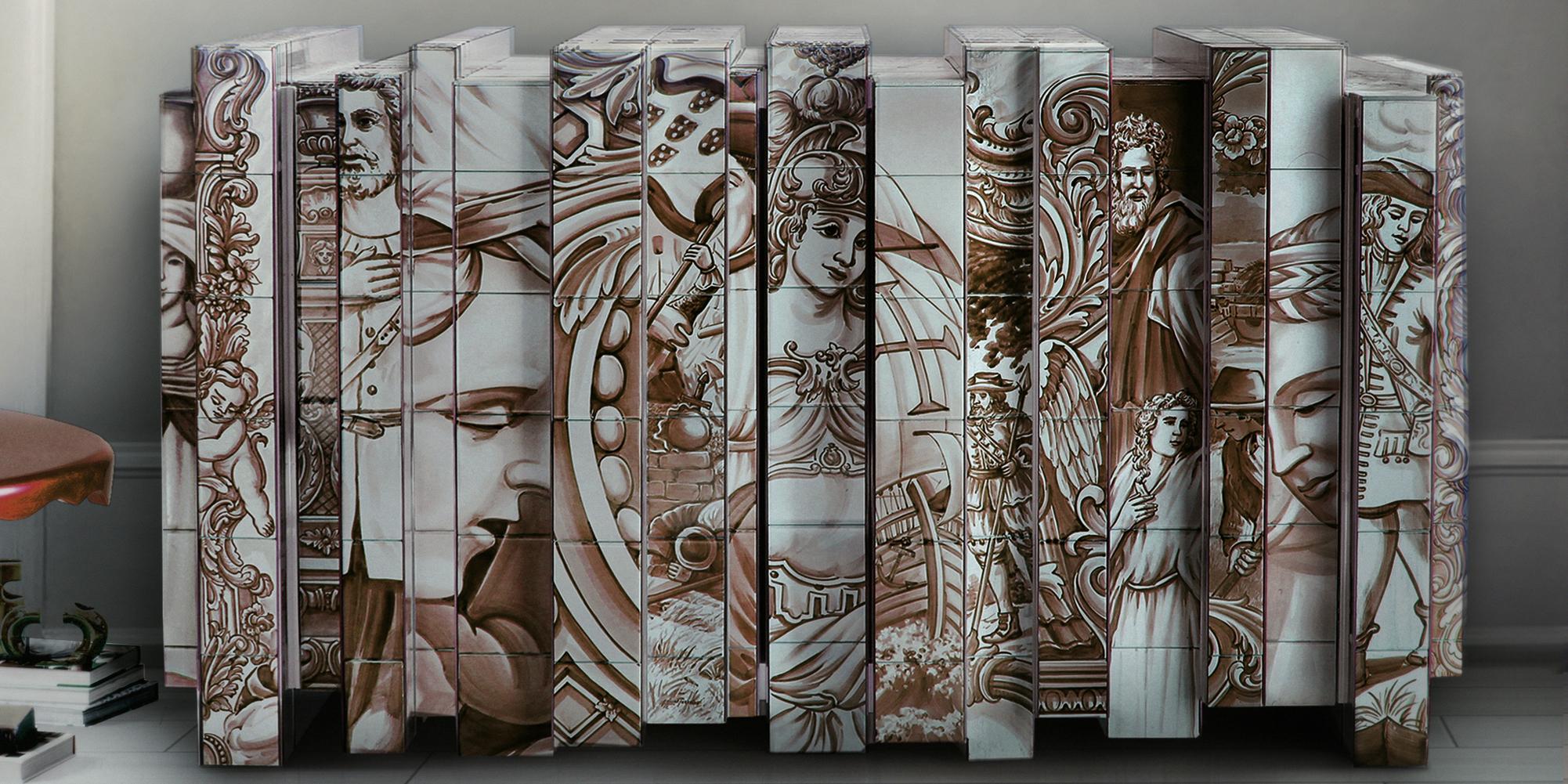 muebles de estilo contemporáneo Conoce Heritage, una Colección de Muebles de Estilo Contemporáneo heritage sepia sideboard 02