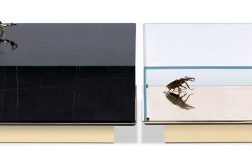 estilo contemporáneo Se Inspire en el Estilo Contemporáneo de los Muebles de Boca do Lobo metamorphosis center table 01 357x220