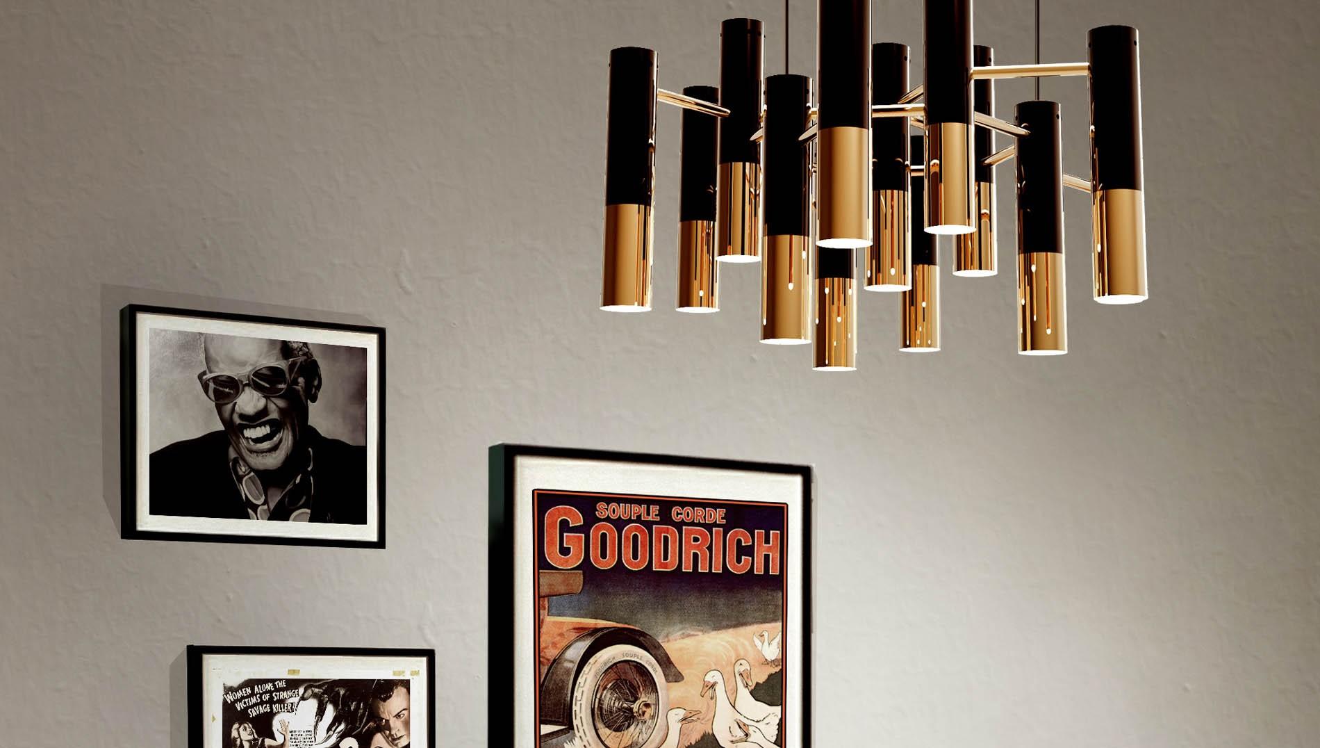 estilo mediados de siglo Candelabros de Estilo Mediados de Siglo Esenciales para tu Hogar zoom ike suspension light 2 2 1