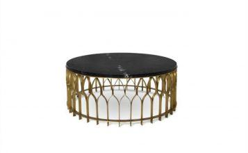 Las impresionantes mesas para tu proyecto de Salón tendencias de decoracíon 2018 Las ultimas Tendencias de Decoracíon 2018 mecca center table 1 HR 1 357x220