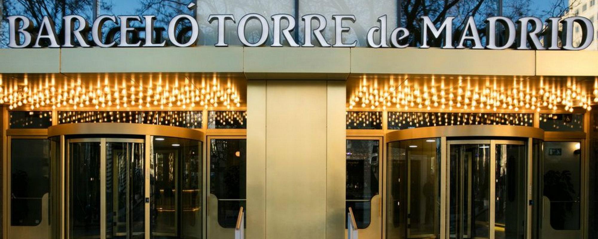 Barceló Torre: Un hotel Majestetical en Madrid Barceló Torre Barceló Torre: Un hotel Majestetical en Madrid Feature 11