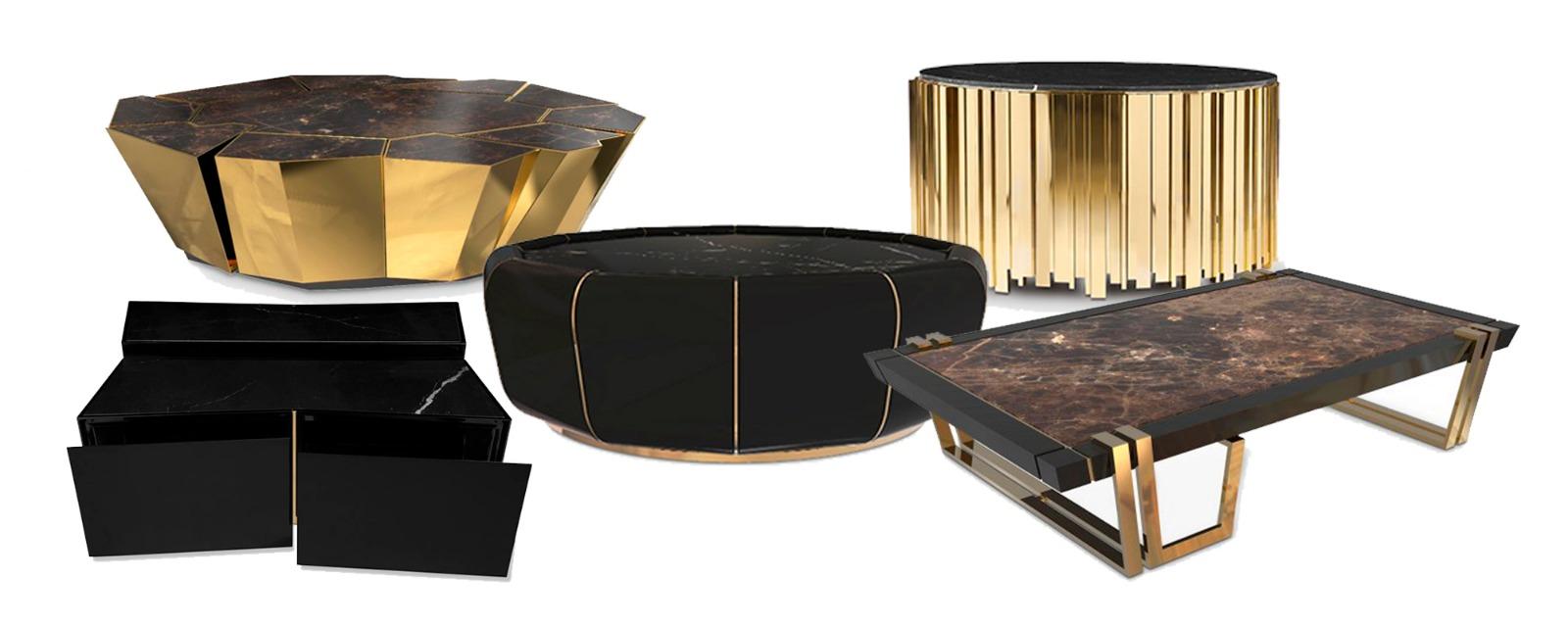 Tendencias para decorar: Cinco mesas de centro de lujo Tendencias para decorar Tendencias para decorar: Cinco mesas de centro de lujo Featured 9