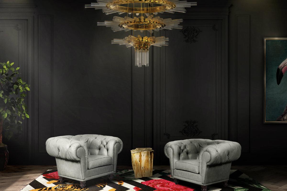 """Tendencias para decorar: cinco ideias """"negras"""" de lujo Tendencias para decorar Tendencias para decorar: cinco ideas «negras» de lujo Featured 13"""