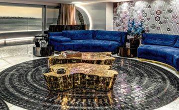 Prémios Covet: Donde están los más influentes y lujosos Interioristas ideas para decorar Ideas para Decorar: Aparadores coloridos para una sala de estar featured 357x220