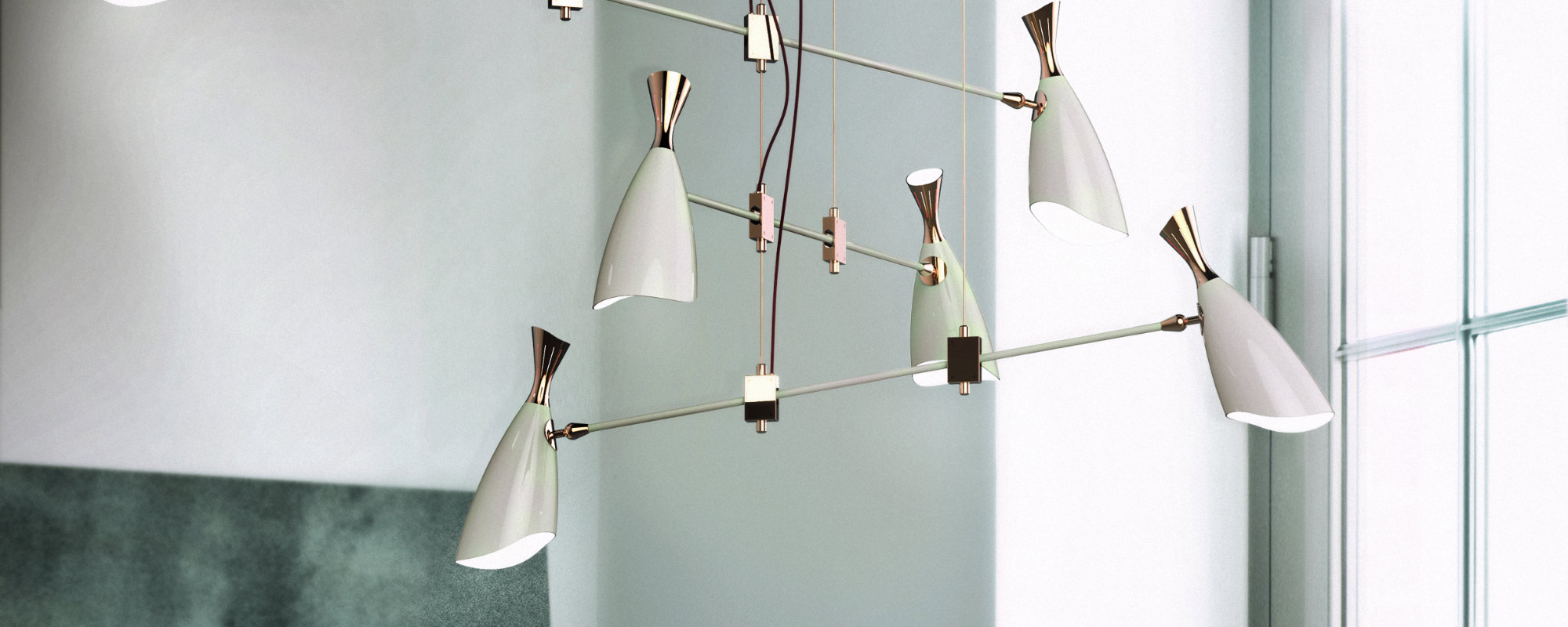 Ideas para Decorar: Lámparas de teto blancas para un hogar de lujo  Ideas para Decorar: Lámparas de teto blancas para un hogar de lujo FEATURED