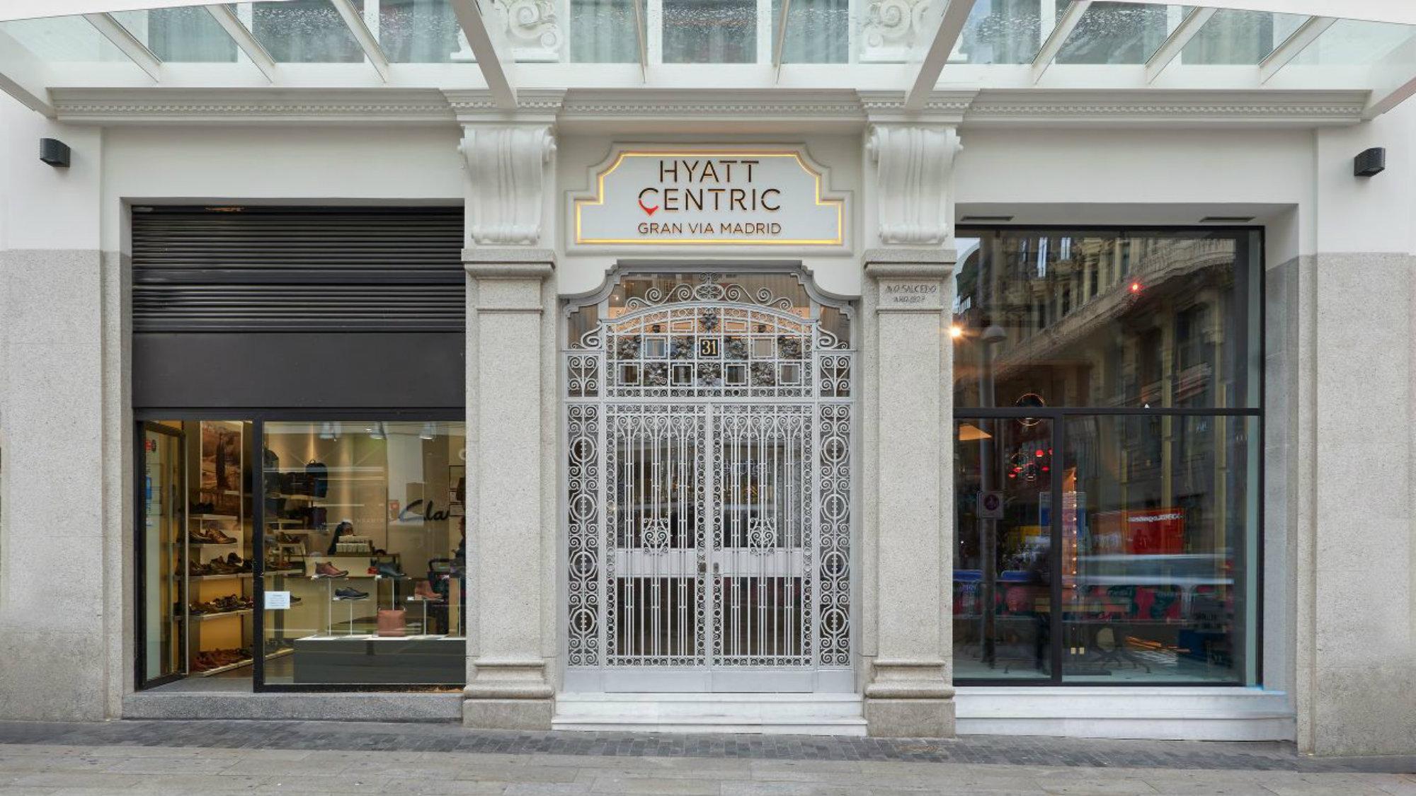 Hotel Hyatt: un lujoso hotel en centro de Madrid Hotel Hyatt: un lujoso hotel en centro de Madrid Featured 3