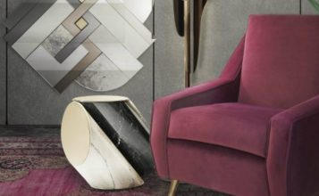 Ideas para decorar: las colores negro y blanco para mesas de lujo tendencias para decorar Tendencias para Decorar: Ideas para tú sala de estar de lujo Featured 5 357x220