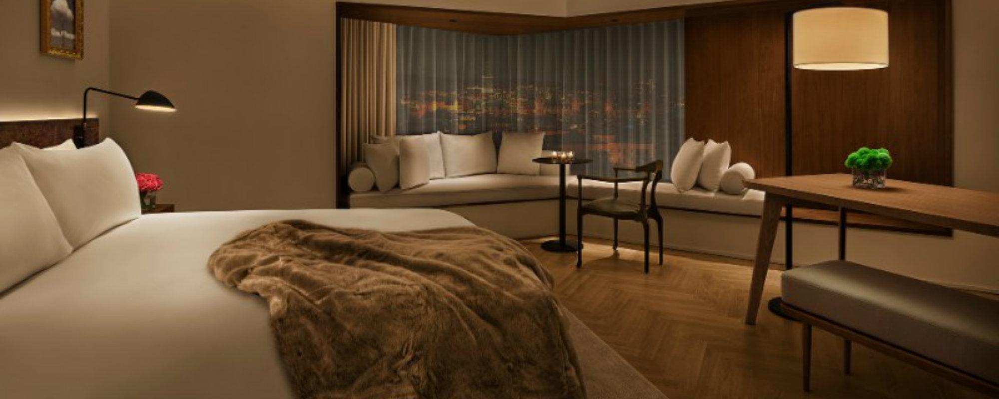 Hotel de lujo: un proyecto deslumbrante de diseño en Barcelona hotel de lujo Hotel de lujo: un proyecto deslumbrante de diseño en Barcelona Featured 11