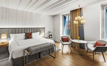 Hotel de Lujo: El Glamour en Madrid de un Hotel de los anõs 80 marcas de lujo Marcas de lujo: Nuevos productos de Boca do Lobo 2019 Featured 357x220