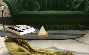 Ideas para Decorar: Mesas de centro exóticas para proyectos de lujo tendencias para decorar Tendencias para Decorar: 5 Ideas de primavera para un proyecto de lujo Featured 10 357x220