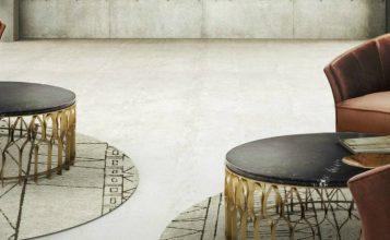 Ideas para Decorar: Mesas de Centro de lujo modernas para proyectos tendencias para decorar Tendencias para Decorar: Ideas de mesitas lujo para proyectos Featured1 1 357x220