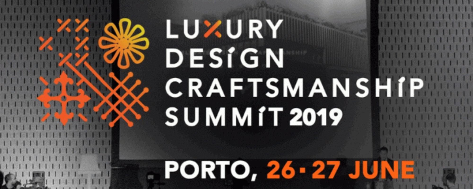 Evento de lujo: Cita de Diseño y Artesanía de lujo 2019 en Portugal evento de lujo Evento de lujo: Cita de Diseño y Artesanía de lujo 2019 en Portugal Featured 2