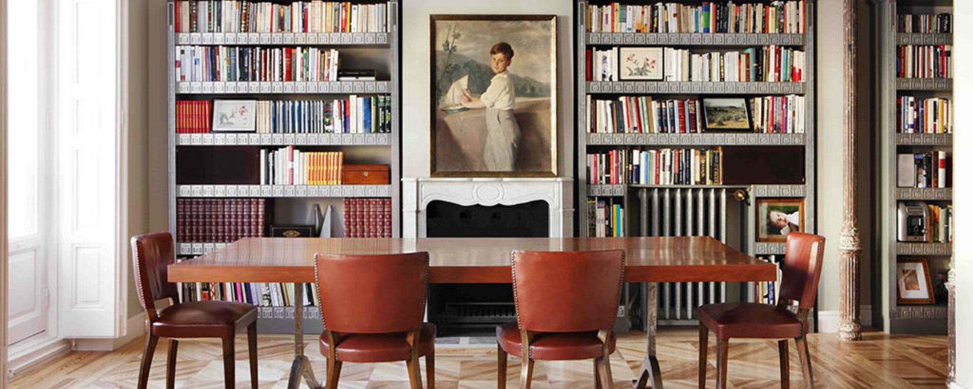 Interiorismo de lujo: Inés Benavides un estudio de lujo en Madrid interiorismo de lujo Interiorismo de lujo: Inés Benavides un estudio de lujo en Madrid featured