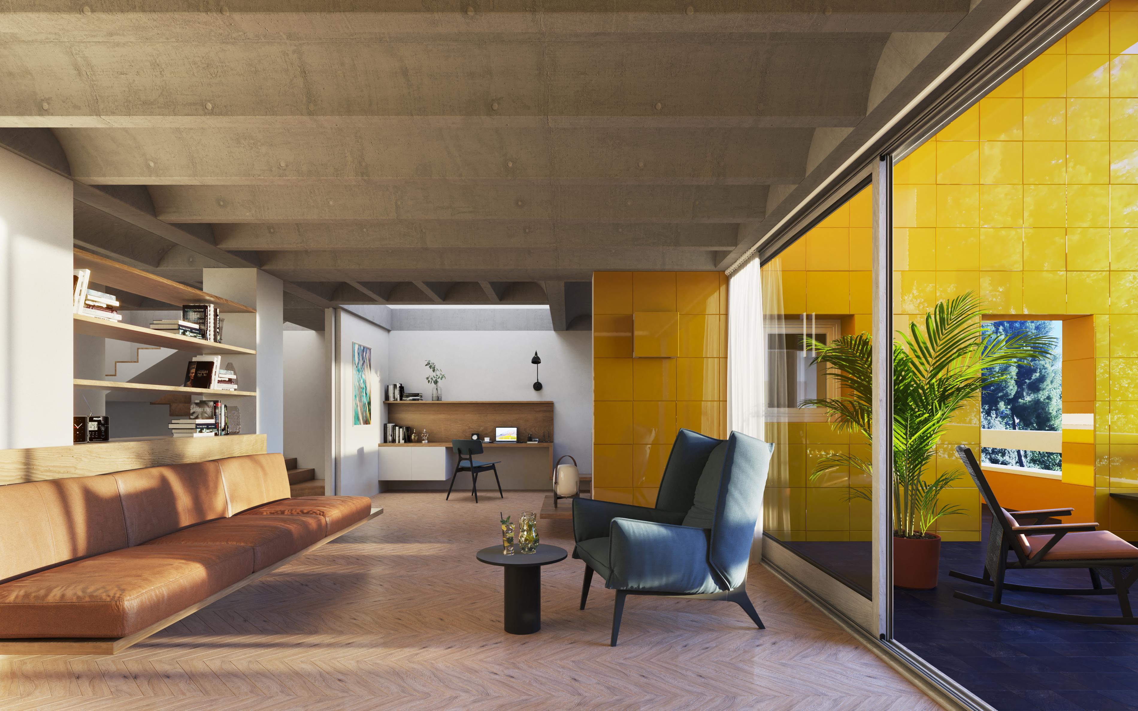 Diseño de Interiores en Barcelona: NOOK crea proyectos lujuosos diseño de interiores Diseño de Interiores en Barcelona: NOOK crea proyectos lujuosos 03 nook escalespark concept 1