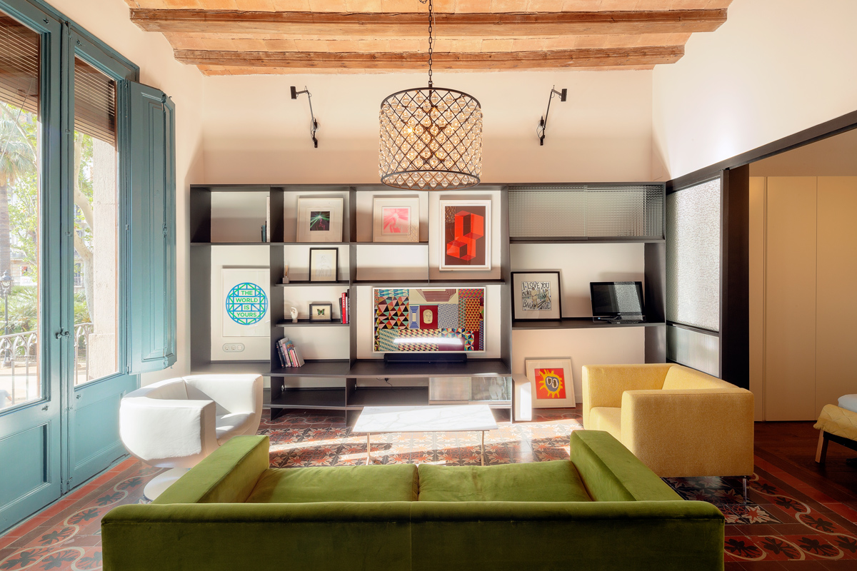 Diseño de Interiores en Barcelona: NOOK crea proyectos lujuosos diseño de interiores Diseño de Interiores en Barcelona: NOOK crea proyectos lujuosos 03 nook theduke