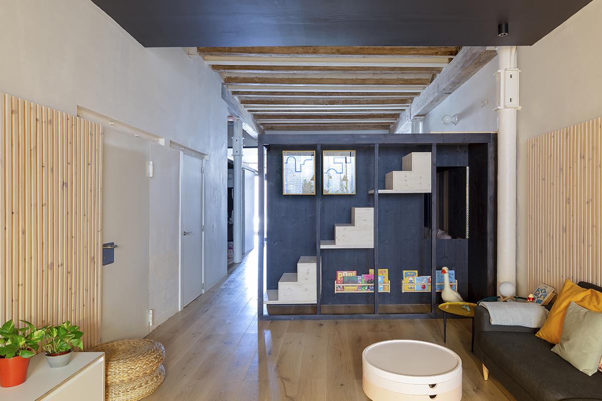 Diseño de Interiores en Barcelona: NOOK crea proyectos lujuosos diseño de interiores Diseño de Interiores en Barcelona: NOOK crea proyectos lujuosos 11 nook theroom lr