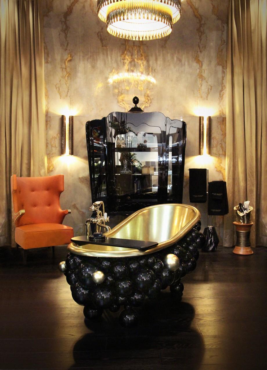 Ideas para baño: Piezas fantasticas para proyectos lujuosos ideas para baño Ideas para baño: Piezas fantasticas para proyectos lujuosos 5 newton bathtubs palace display case maison valentina HR