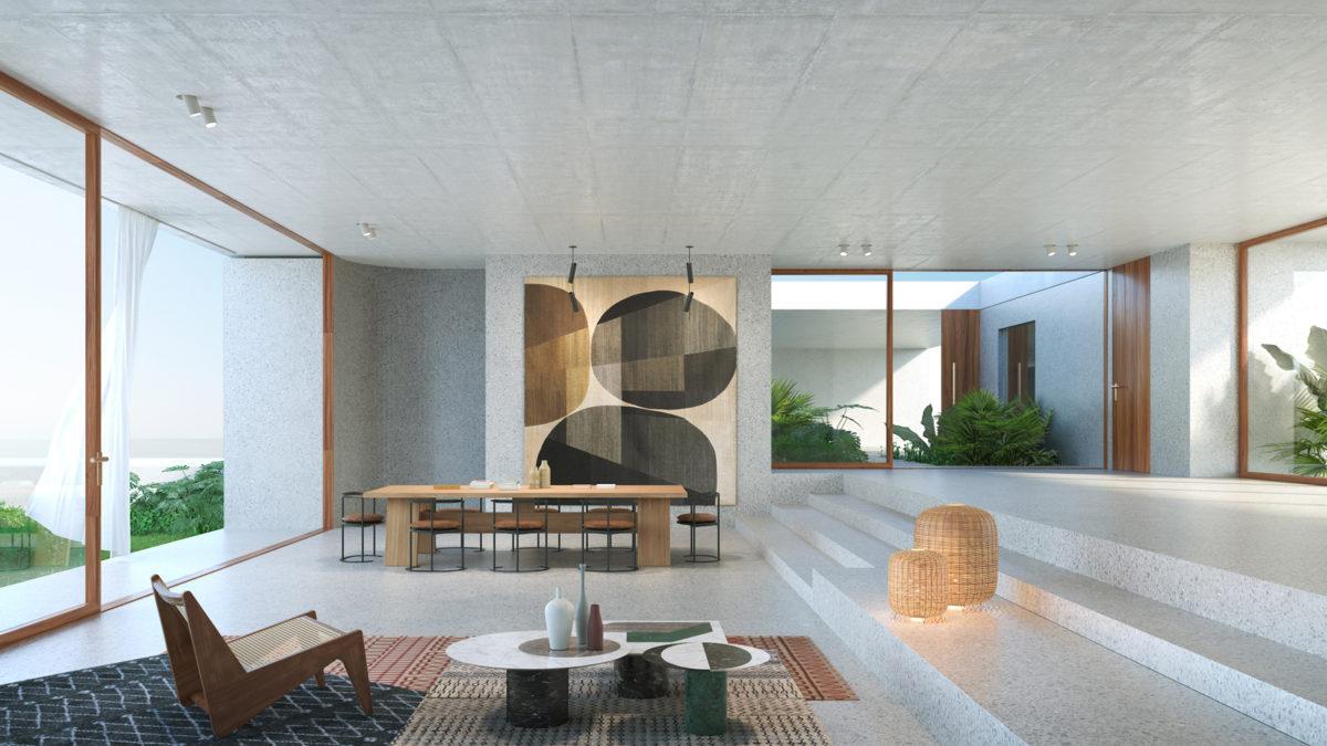 [object object] Interiorismo en Barcelona: Mesura crea proyectos lujuosos y elegantes Mesura House Casa Architecture Arquitectura Ocean Central Africa 2 1200x675