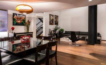 Interiorismo de Iluminación: Mireya Tova una diseñadora con proyectos lujuosos tendencia diseño Tendencia Diseño de Interiores 2020: Art Deco Retro «Vibe Floral» Featured 12 357x220