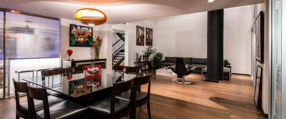 Interiorismo de Iluminación: Mireya Tovar una diseñadora con proyectos lujuosos