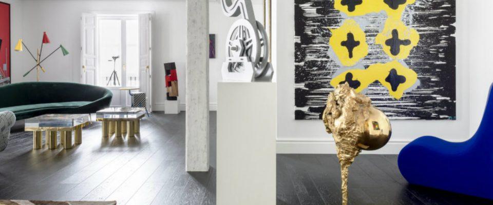 L.A Studio: una empresa de interiorismo lujuoso y estupendo en Madrid