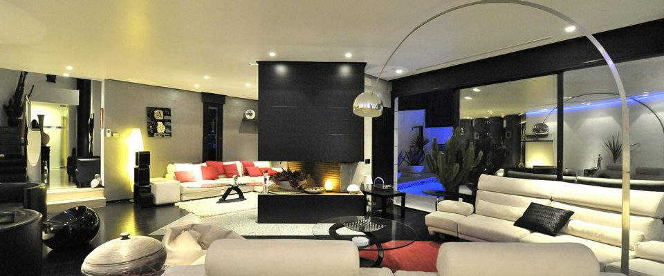 Proyectos de interiorismo lujuosos: Oliva Iluminación empresa en Madrid