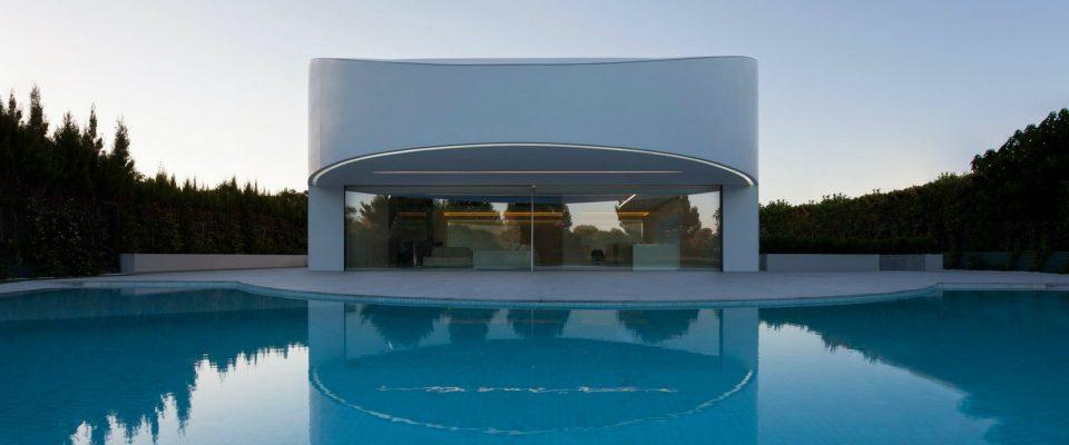 Diseño de interiores: Fran Silvestre Arquitectos una empresa de lujo