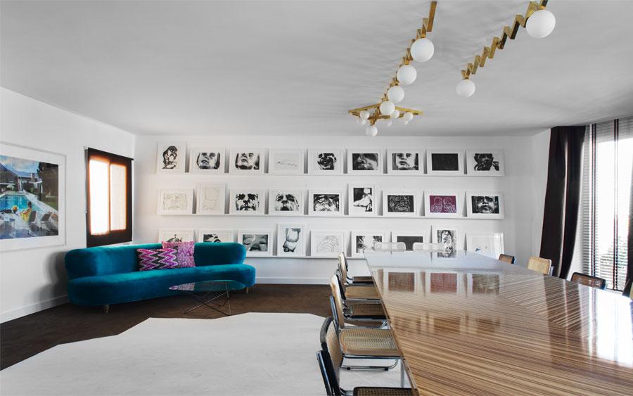 L.A Studio: una empresa de interiorismo lujuoso y estupendo en Madrid l.a studio L.A Studio: una empresa de interiorismo lujuoso y estupendo en Madrid OficinasDommo 06