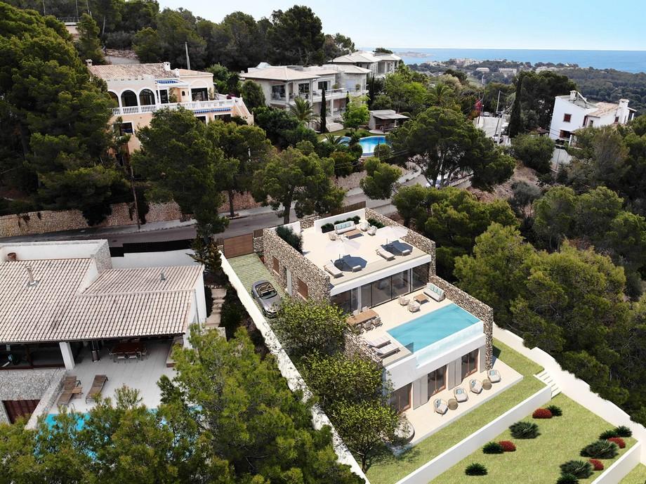 Proyectos de lujo: Mora Arquitectos una empresa en Palma de Mallorca proyectos de lujo Proyectos de lujo: Mora Arquitectos una empresa en Palma de Mallorca Render 2 min