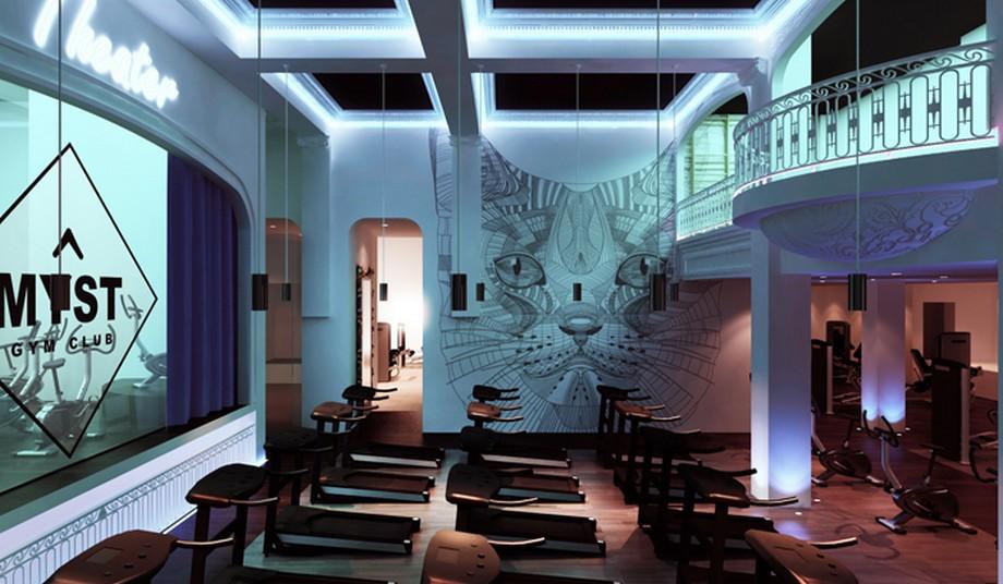 Proyectos de interiorismo lujuosos:Oliva Iluminación empresa en Madrid proyectos lujuosos Proyectos de interiorismo lujuosos: Oliva Iluminación empresa en Madrid myst gym club oliva iluminacion 3