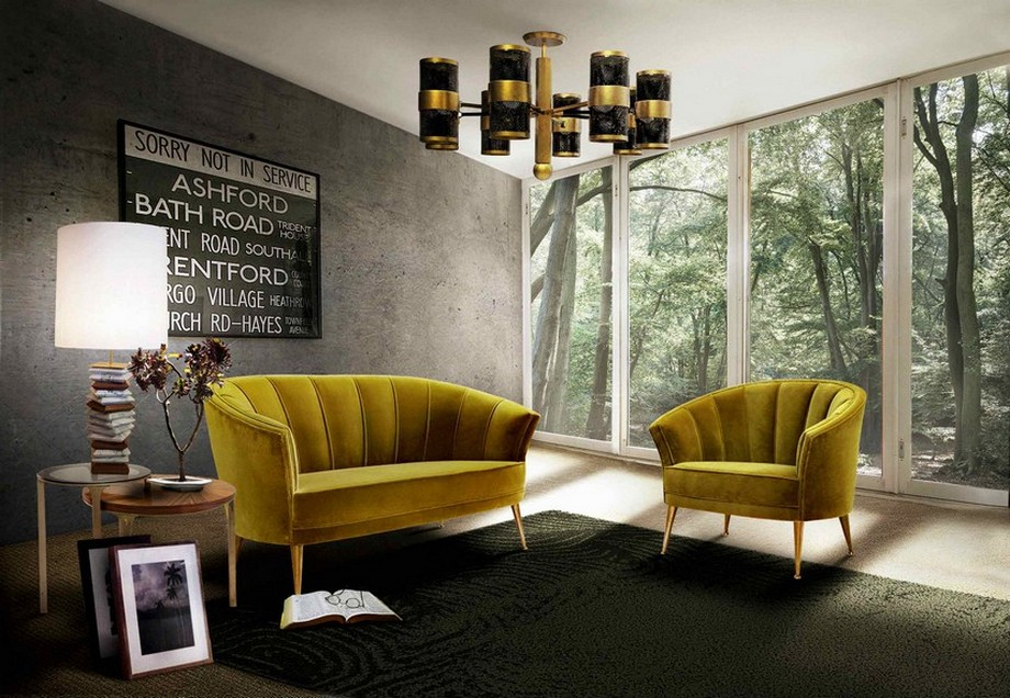 """Tendencia Diseño de Interiores 2020: Art Deco Retro """"Vibe Floral"""" tendencia diseño Tendencia Diseño de Interiores 2020: Art Deco Retro «Vibe Floral» maya"""