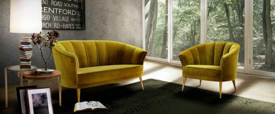 Tendencia Diseño de Interiores 2020: Art Deco Retro