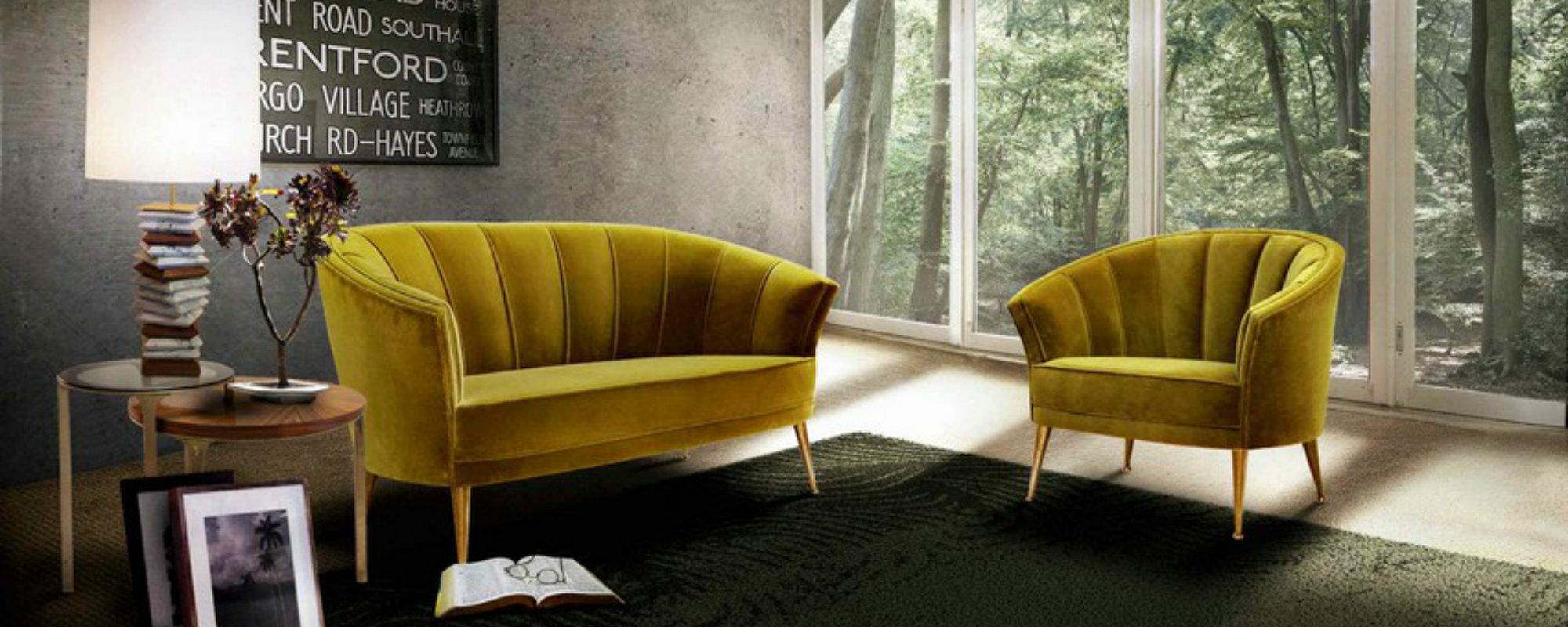 """Tendencia Diseño de Interiores: COLOR DEL AÑO 2020 """"Vibe Floral"""" tendencia diseño Tendencia Diseño de Interiores 2020: Art Deco Retro «Vibe Floral» Featured 4"""