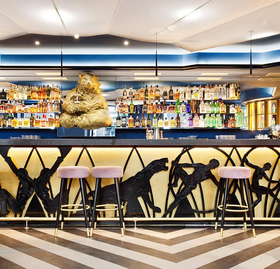 Proyectos Interiorismo: Viteri | Lapeña una empresa lujuosa de diseño de interiores proyectos interiorismo Proyectos Interiorismo: Viteri | Lapeña una empresa lujuosa de diseño de interiores San Mateo Circus 3