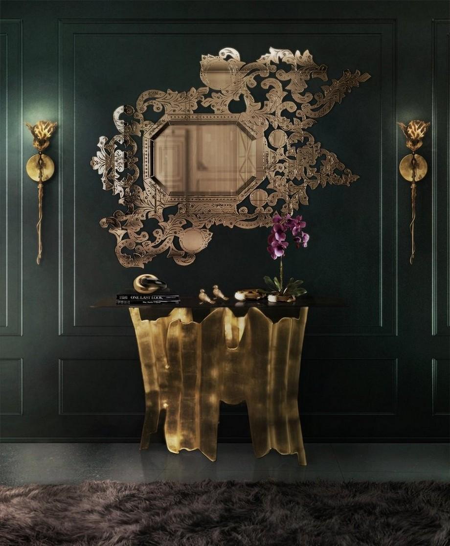 """Tendencia Diseño de Interiores 2020: Art Deco Retro """"Vibe Floral"""" tendencia diseño Tendencia Diseño de Interiores 2020: Art Deco Retro «Vibe Floral» addicta"""
