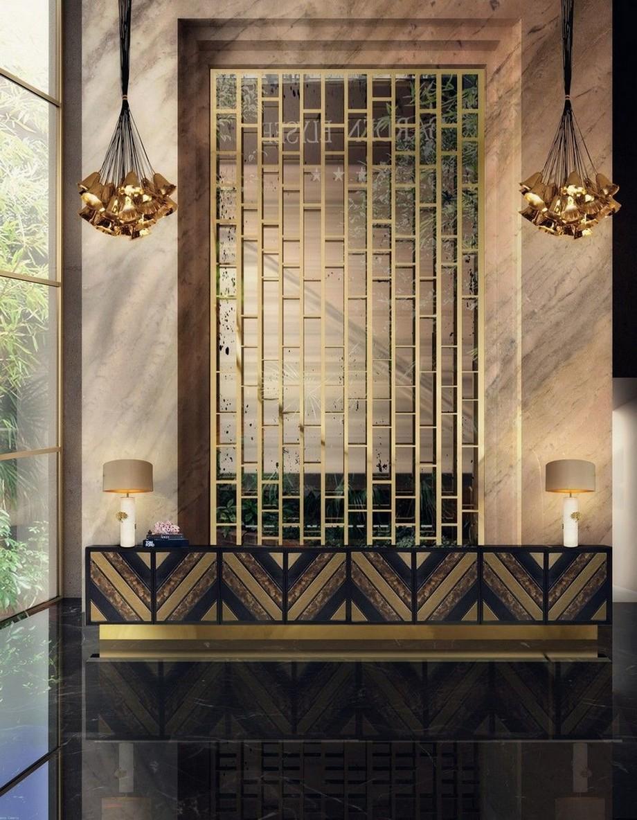 """Tendencia Diseño de Interiores 2020: Art Deco Retro """"Vibe Floral"""" tendencia diseño Tendencia Diseño de Interiores 2020: Art Deco Retro «Vibe Floral» gia2 1"""