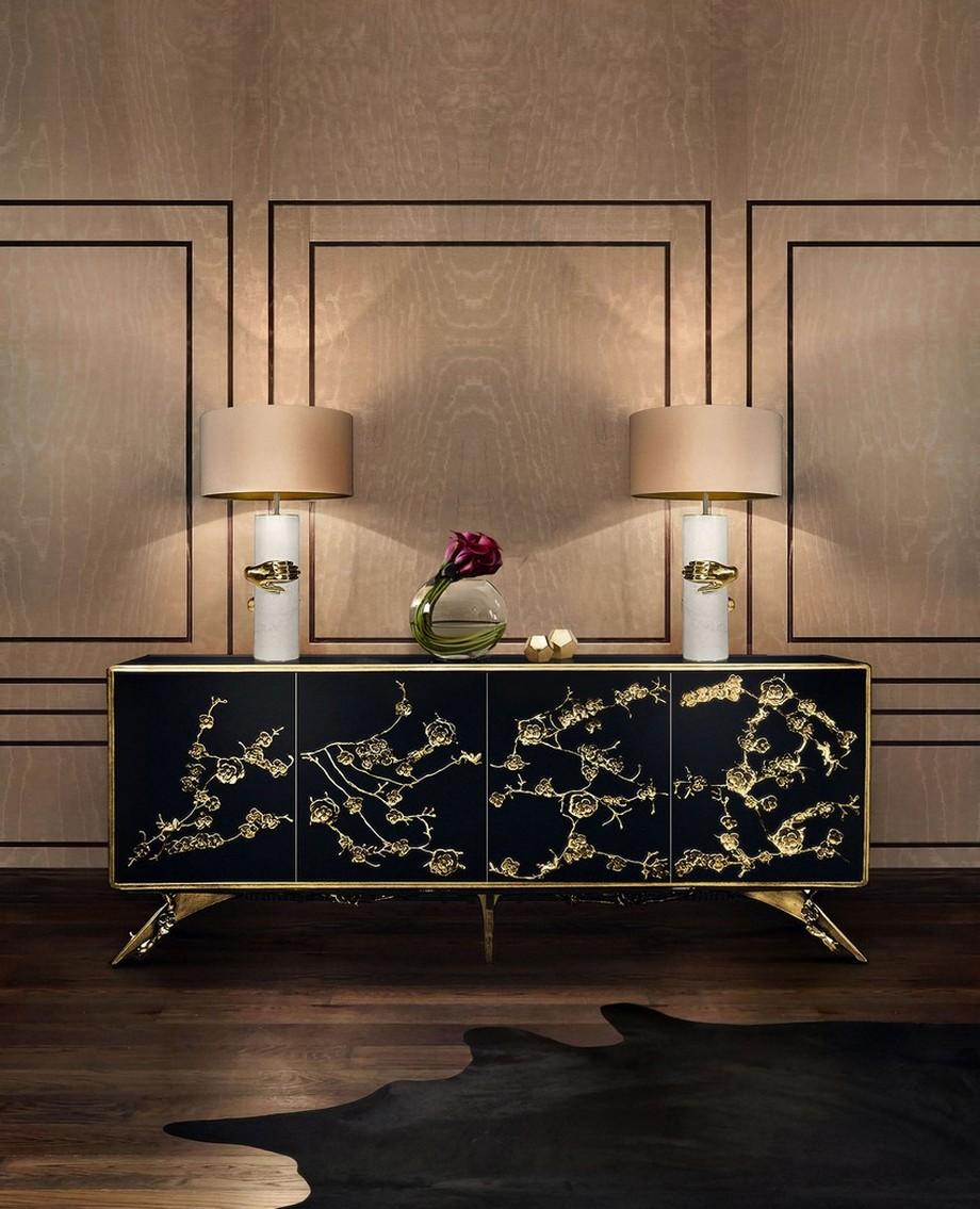 """Tendencia Diseño de Interiores 2020: Art Deco Retro """"Vibe Floral"""" tendencia diseño Tendencia Diseño de Interiores 2020: Art Deco Retro «Vibe Floral» spellbound"""