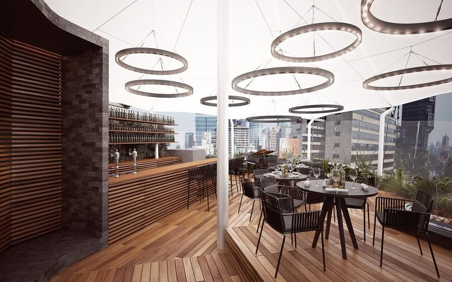 Estudio Ventura: Diseño de interiores poderoso y lujuoso en Madrid estudio ventura Estudio Ventura: Diseño de interiores poderoso y lujuoso en Madrid Bar Suites Contempo 02