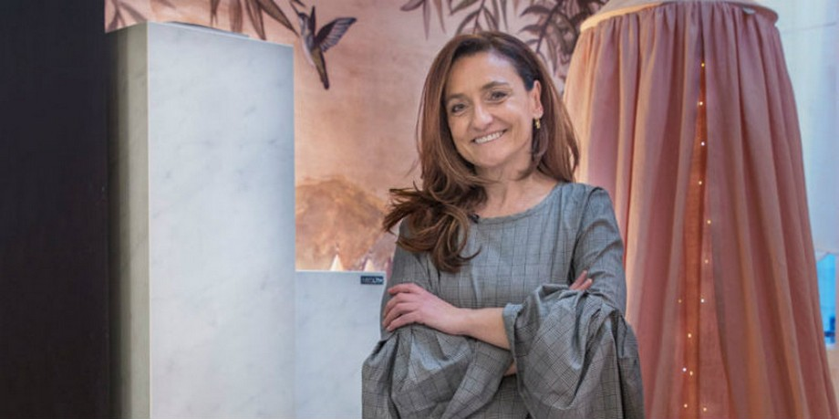 ENTREVISTA EXCLUSIVA: Influyentes y elegantes Interioristas en España entrevista exclusiva ENTREVISTA EXCLUSIVA: Influyentes y elegantes Interioristas en España Casa Decor 2018 Neolith Blanca Hevia