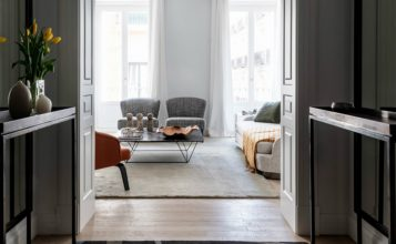 Estudio Ventura: Diseño de interiores poderoso y lujuoso en Madrid interiorismo lujuoso Interiorismo lujuoso: Guille García Hoz crea proyectos elegantes en Madrid Featured 1 357x220