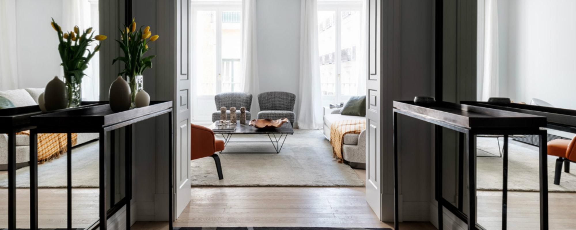 Estudio Ventura: Diseño de interiores poderoso y lujuoso en Madrid estudio ventura Estudio Ventura: Diseño de interiores poderoso y lujuoso en Madrid Featured 1