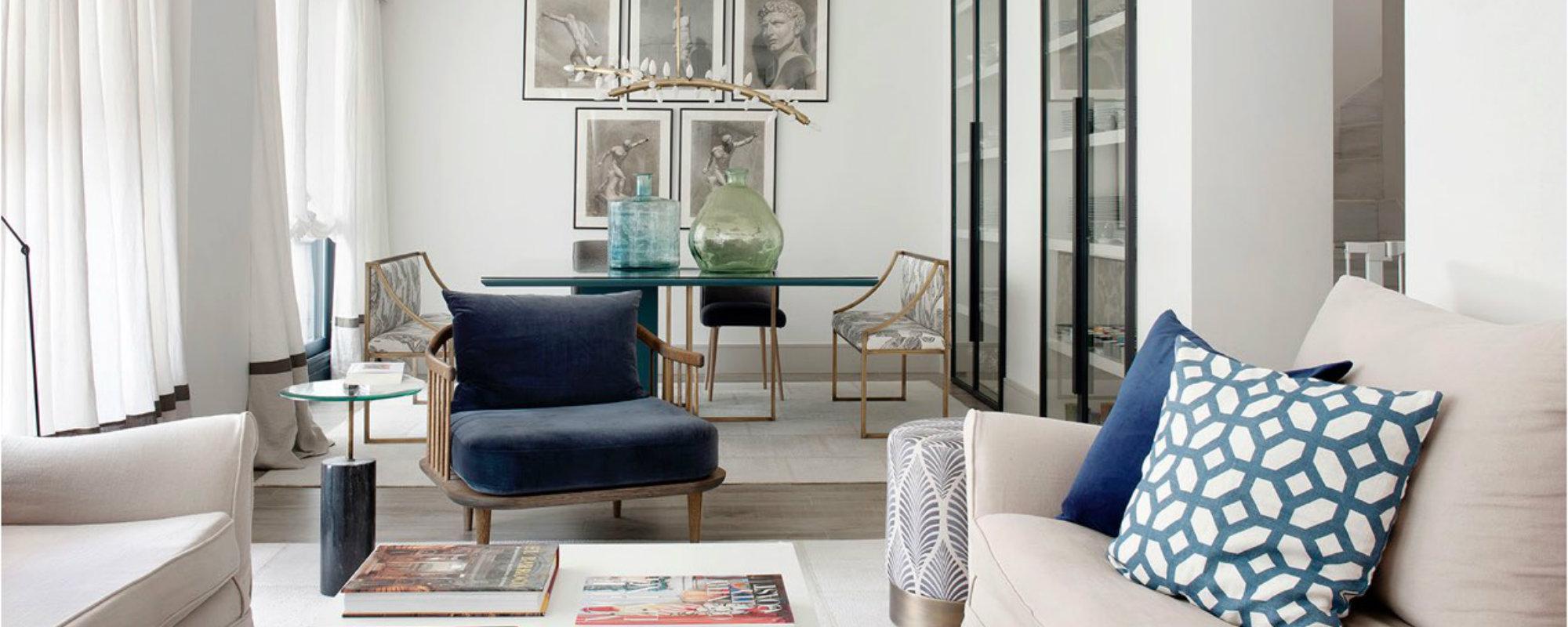 Estudio Maria Santos: Proyectos de Diseño de Interiores lujuoso en Madrid estudio maría santos Estudio María Santos: Proyectos de Diseño de Interiores lujuoso en Madrid Featured 3