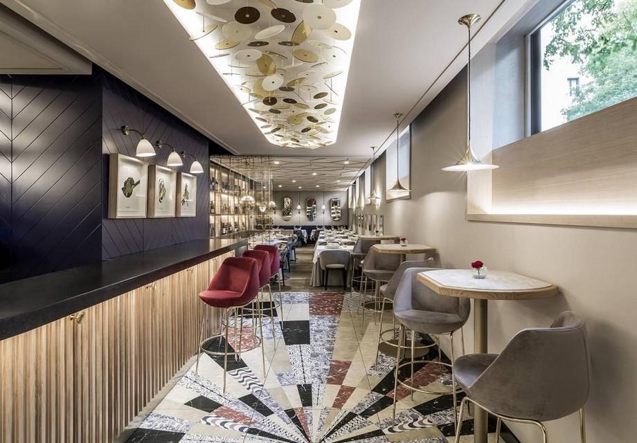 CASA DECOR 2020: Los diseñadores de interiores que crean proyectos lujuosos casa decor CASA DECOR 2020: Los diseñadores de interiores que crean proyectos lujuosos 003XANVERIBYCESARANCARestauranteMAdridbyestudiHacJmferrero ExtraGrande