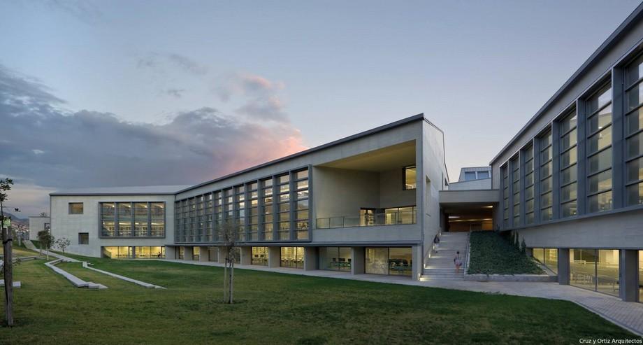 Cruz y Ortiz: Una de las más influentes empresas de arquitectura en España cruz y ortiz Cruz y Ortiz: Una de las más influyentes empresas de arquitectura en España 15731959 1177186502365779 5824477458082555101 o