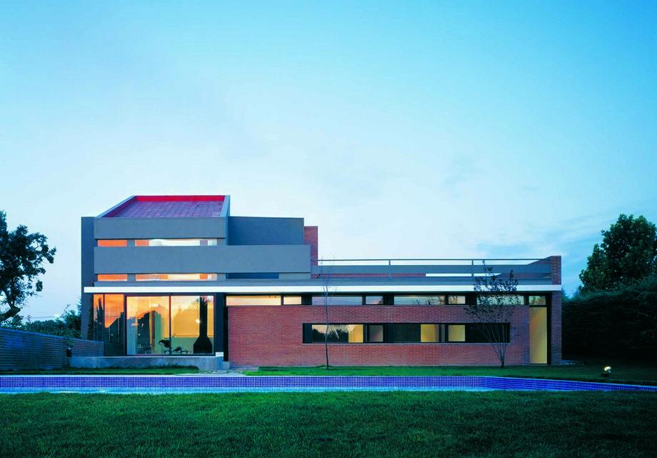 ruiz velazquez Ruiz Velazquez: Un estudio de Arquitectura lujuosa y perfecto en España Madrid House 2