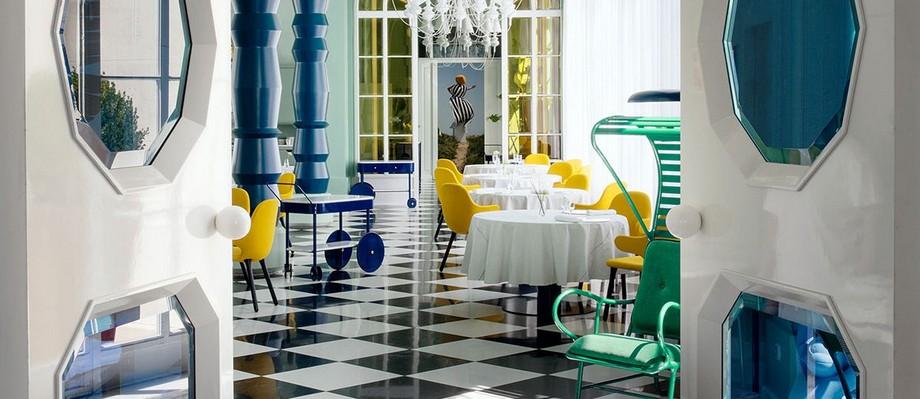 Restaurantes lujuosos y elegantes para disfrutares en Madrid restaurantes lujuosos Restaurantes lujuosos y elegantes para disfrutares en Madrid la terraza del casino restaurant madrid spain jaime hayon 1 1200x520 1