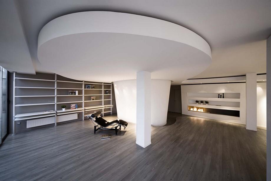 Ruiz Velazquez: Un estudio de Arquitectura lujuosa y perfecto en España ruiz velazquez Ruiz Velazquez: Un estudio de Arquitectura lujuosa y perfecto en España melian randolph atico chamberi madrid 1 1