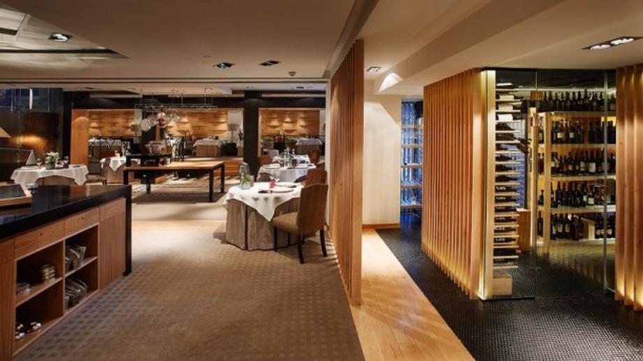 Restaurantes lujuosos y elegantes para disfrutares en Madrid restaurantes lujuosos Restaurantes lujuosos y elegantes para disfrutares en Madrid santceloni vista sala c4bb6