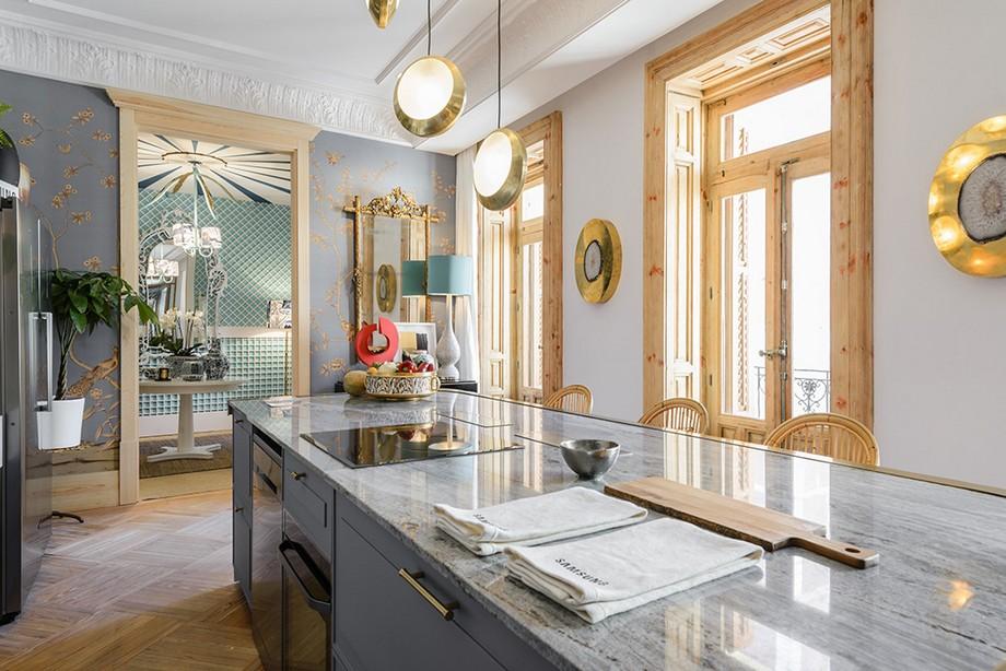Top Interiorista: Beatriz Silveira una diseñadora lujuosa y elegante top interiorista Top Interiorista: Beatriz Silveira una diseñadora lujuosa y elegante 11 encimera piedra natural